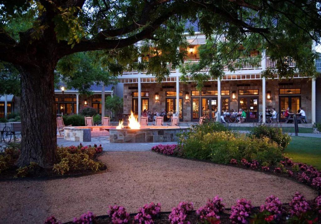 Photo of Hyatt Regency Lost Pines Resort and Spa, one of the most fabulous weekend getaways in Texas.
