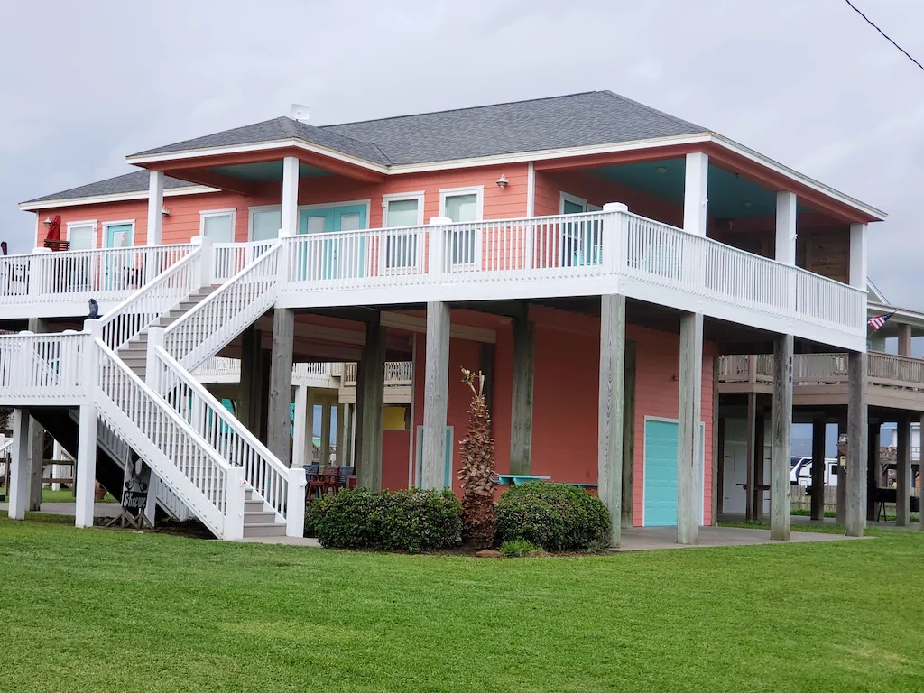 a perfect beach getaway one of the top cabins in texas for rent
