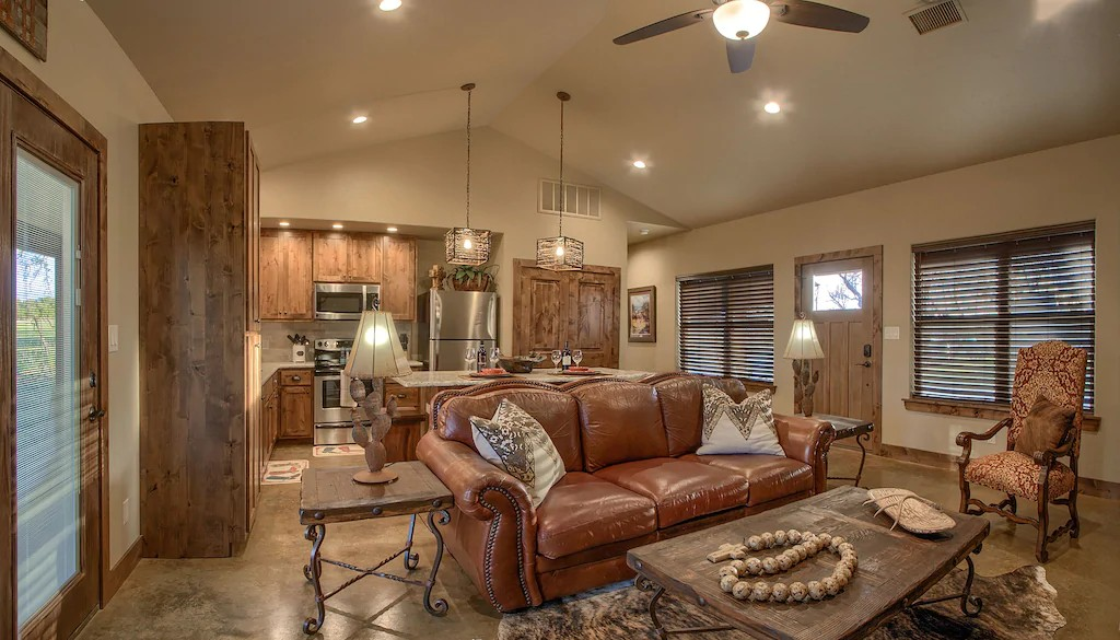 lone star cabin one of the best cabin rentals in texas