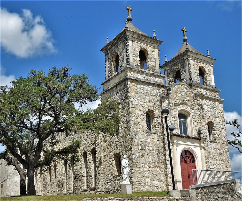 church in Boerne Texas